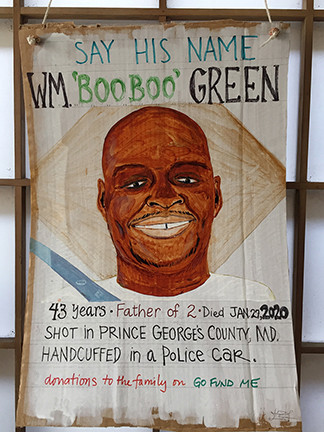 Wm. Boo Boo Green