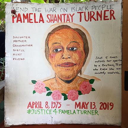 Pamela Shantay Turner