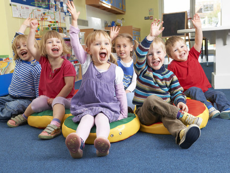 Pre-School Childcare in Swansea