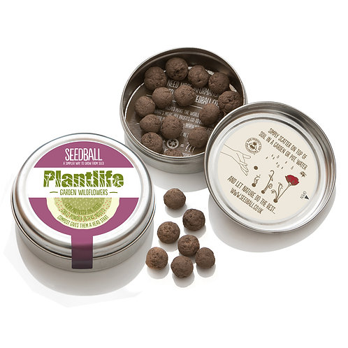Seedball Plantlife Mix