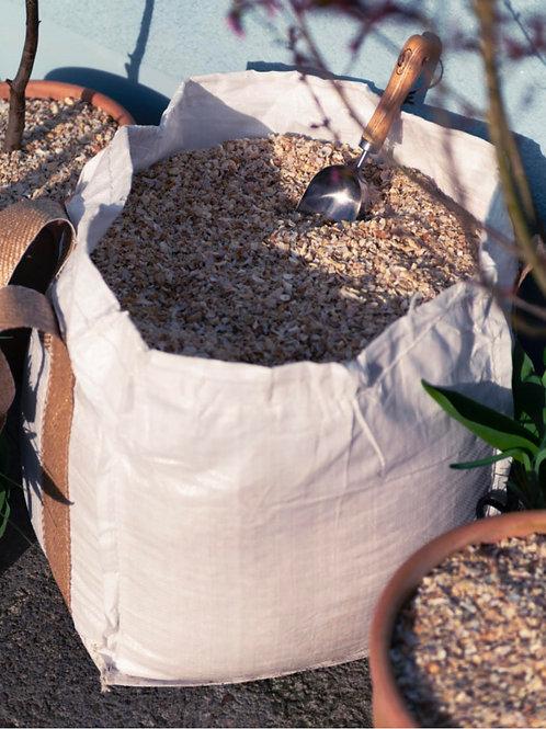 Crushed Whelk Shells - 100Kg Small Bulk Bag (including free delivery)