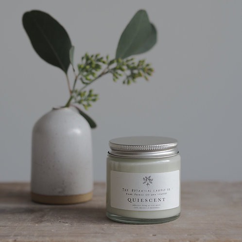 Quiescent by The Botanical Candle Co.