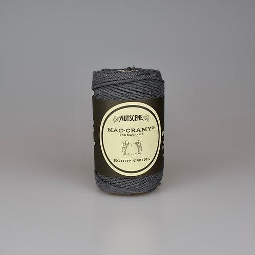 Macrame Twine - grey or black