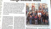 Borsbeekstraat plant actie op 23 oktober tijdens Curieuze Neuzen infomoment.