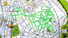 Google maps stuurt auto's massaal door de Borsbeekstraat