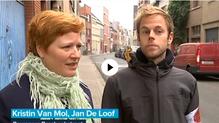 Borsbeekstraat geeft interview naar aanleiding van slechte luchtkwaliteit in Antwerpen