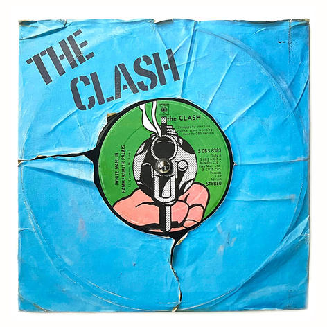The Clash - White Man In Hammersmith