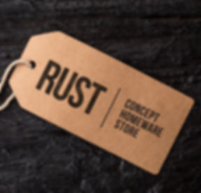Union Creative Rust Concept Homeware Stores portfolio example small business branding