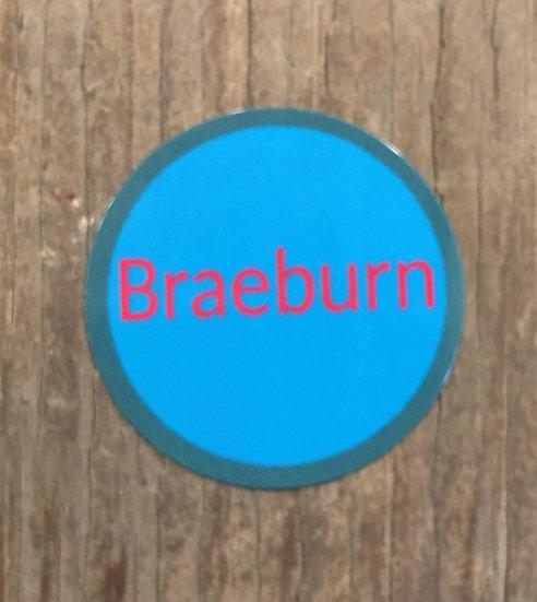 Braeburn Cider