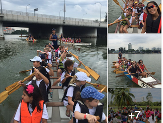 Dragon Boating Event