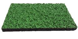Спортивное покрытие Crumb Spray зеленый