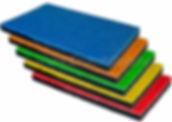Резиновое покрытие для площадок