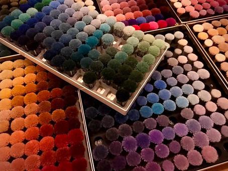 色の好みについて