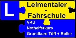 Logo Leimentaler Fahrschule - Kurse frei