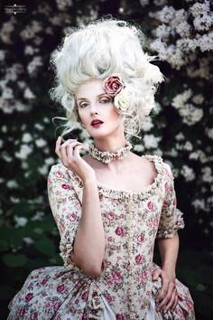 One-on-One Shoot  Photo: Paige Addams Photography Model: Stefanie Lacante MUA & Wig design: Cadavre Exquis Designer: Cadavre Exquis Couture Webitorial for Jute Magazine