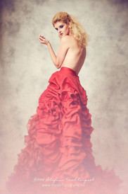 One-on-One Shoot  Fotograaf: Stefaan Achtergael Muah: Josephine Mellaerts Model: Stefanie Lacante