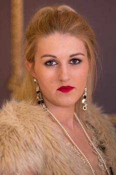 Fotograaf: Johan Jonckheer Model: MonaLisa Lisiecka Organisation event & location: Luxury Photoshoot Events met Jan Vangheluwe & Stefanie Lacante