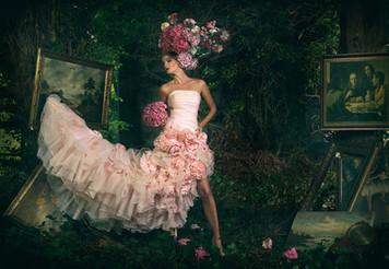 One-on-One Shoot  Fotograaf: Elmar Dam Muah: Coralie Verbruggen Model: Stefanie Lacante