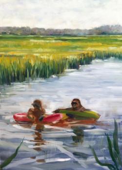 Marsh Tubing