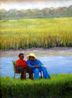 Chillin' on the Marsh