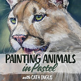Painting Animals in Pastel with Catherine Inglis