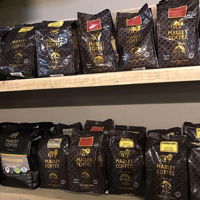 #newstock #marleycoffee #coffeehouse #koeiesteyn #rockanje #Holland #bobmarley #storytelling #coffee