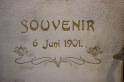 Koeiesteyn souvenir-1906
