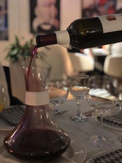 Wine 'n' dine