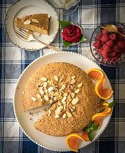 Orange Almond Olive Oil cake.jpg