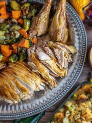 Convection Roast Tips - Thanksgiving Turkey