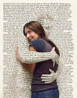 Book hug - Proofreading