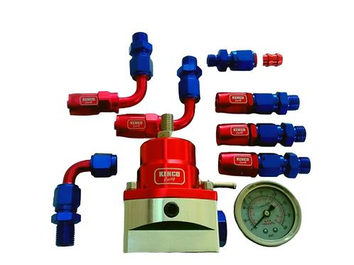 Fuel Regulator + Fittings