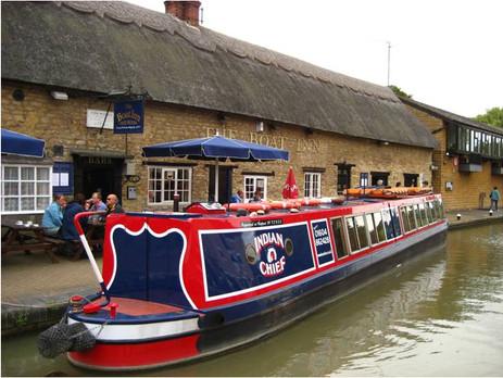 The Boat Inn, Stoke Bruerne