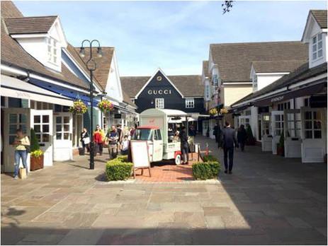 Bicester Shopping Village
