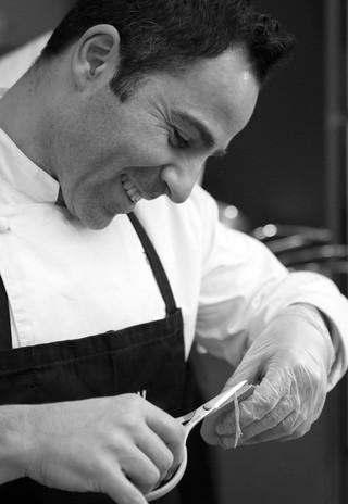 Chef Roberto Rispoli