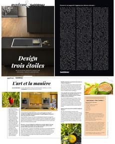 Publication Figaro Madame