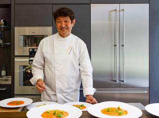 Chef Tomonori Danzaki