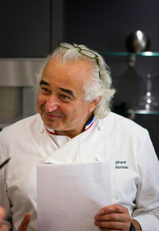 Chef Stéphane Gaborieau