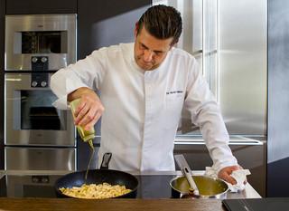 Chef William Ledeuil
