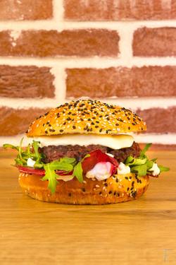 "Burger ""Le Luigi"""