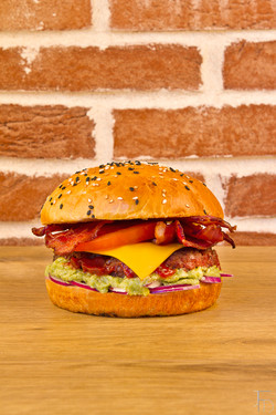 "Burger ""Le Paloma"""