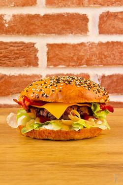 "Burger ""Le Sacha"""