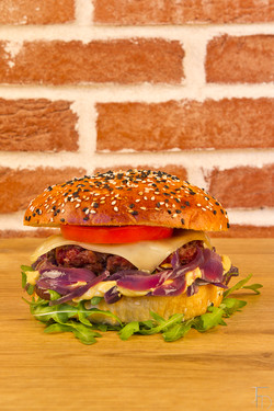 "Burger ""Le Coco"""
