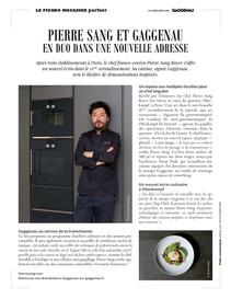 Publication Figaro Magazine