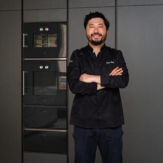 Chef Pierre Sang Boyer