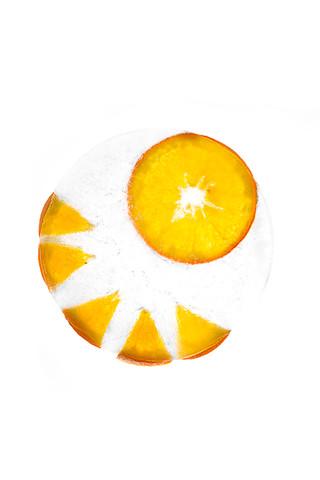 3 Orange rond-congélation-Joy Forgas Dep