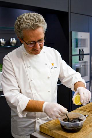 Chef Jean Louis Nomicos
