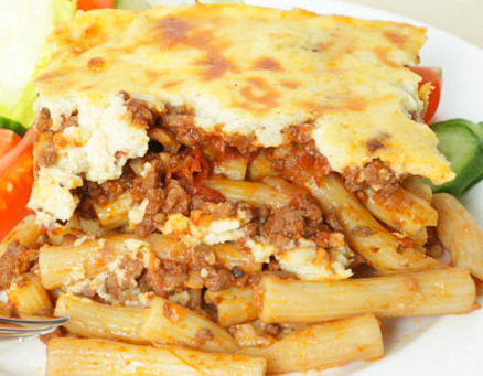 Pastitsio recipe