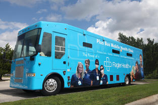 Flager Plus Bus Mobile Clinic