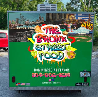 The Bronx Street Food